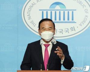 """""""성실한 기업인의 공정을 불공정이라니""""…박덕흠, 의혹 모두 반박"""