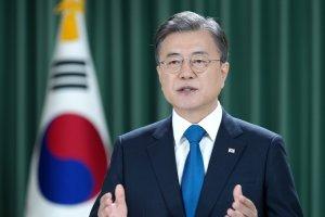 '한반도 프로세스' 재가동한 文대통령, 북한의 반응은…