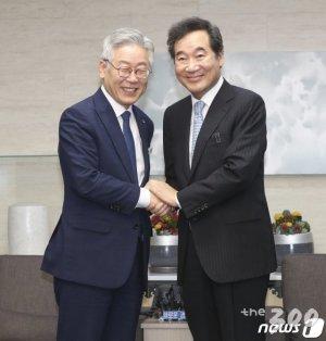 """이낙연 """"'정치인 이재명', 깊게 연구 안해봤다"""""""