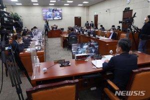 국회 국방위, '北총격 등 무력도발 규탄 결의안' 채택