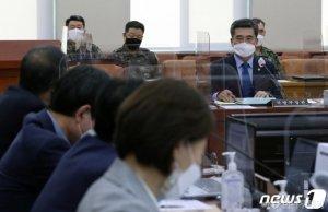 """""""北 전통문은 허구""""…육군 중장 출신 한기호 의원 조목조목 반박"""