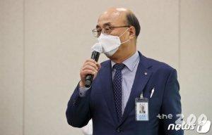 """[300어록]'동문서답' 문태곤 강원랜드 사장 """"제가 돌발성 난청…"""""""