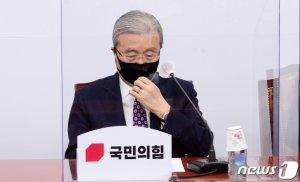 """김종인 """"독감백신 전수조사 필요하다"""""""