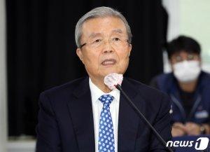 """김종인, 부동산 정책 비판 """"세금 부담만 늘려"""""""