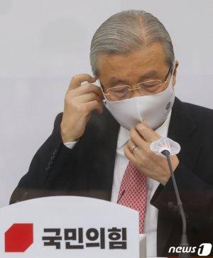 """김종인, 상속세 인하 """"말도 안 되는 소리. 검토 필요 없다"""""""