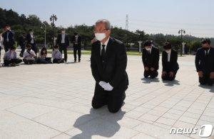 다시 광주 찾는 김종인… '5·18왜곡처벌법' 입장 밝힐까?