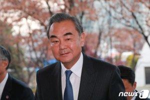 왕이 내일 한국행…시진핑 방한 논의 관심