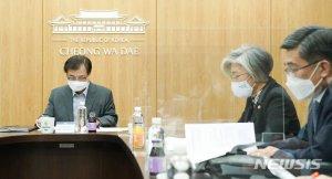 靑NSC, 軍코로나 확산저지 등 외교·안보부처 합심 대응