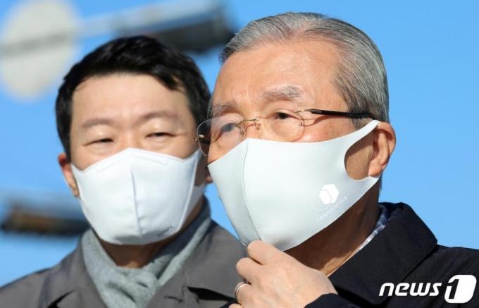 김종인, 추미애 맹비난…