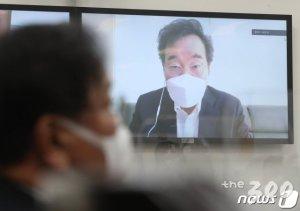 """이낙연 """"검찰개혁, 절체절명의 과제""""…윤석열 건은 '침묵'"""