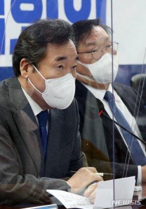 """측근 극단적 선택…이낙연 """"슬픔 누를 길 없다"""""""