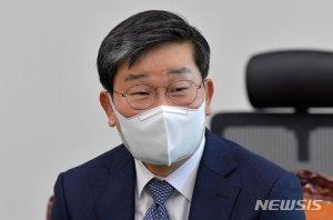 """장관 내정된 전해철 """"중요한 시기에 중책…책임감 느낀다"""""""