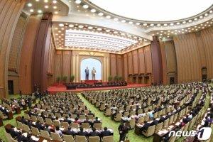 북한, 어제 최고인민회의 개최…김정은 불참