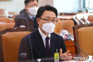 """김진욱, 권력비위 공수처 이첩에 """"모든 사건 수사 어렵다"""""""