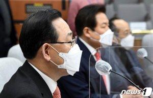 """주호영 """"삼성 준법감시위? 법원, 권한 넘는 일 요구"""""""