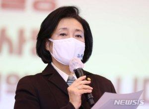 文대통령, 박영선 장관 사표처리…서울시장 출마선언 임박