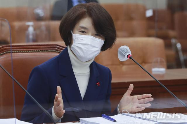 文대통령, 한정애 환경부 장관 임명안 재가…내일부터 임기 시작