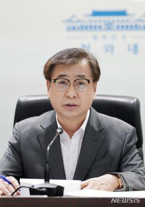 """韓·美 안보실장 첫 통화 """"한미동맹 재확인…한반도비핵화 공동노력"""""""