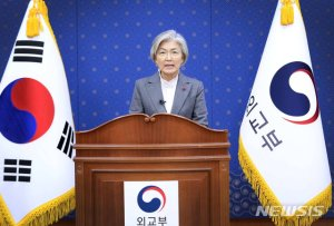 """강경화, 美 블링컨과 통화…""""북핵 시급히 다뤄야"""" 공감"""