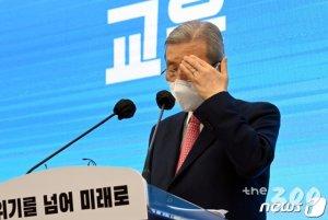 """김종인, 박영선·우상호에 """"특별한 의미있는 사람들 아냐"""""""