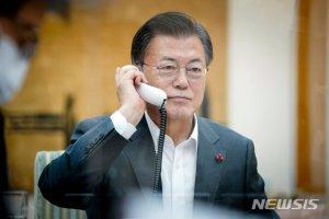 """시진핑 """"비핵화 실현, 공동이익에 부합…文대통령 적극 지지"""""""