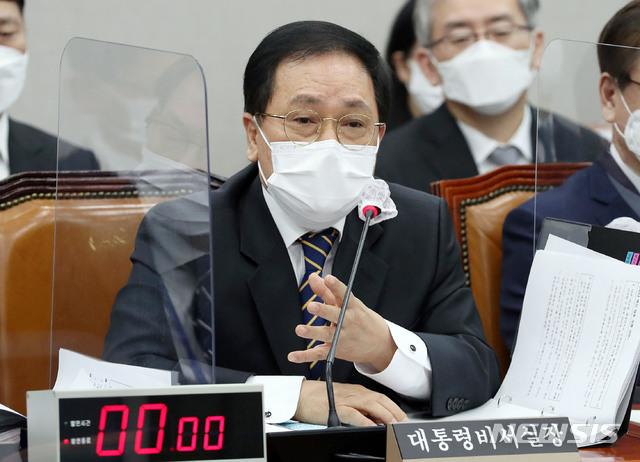 청와대가 밝힌 '신현수 사태'의 전말…