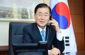 정의용, 아세안 사무총장과 통화…신남방정책 협의