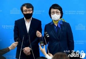 국회의원 실감난다는 김의겸…투기 논란엔