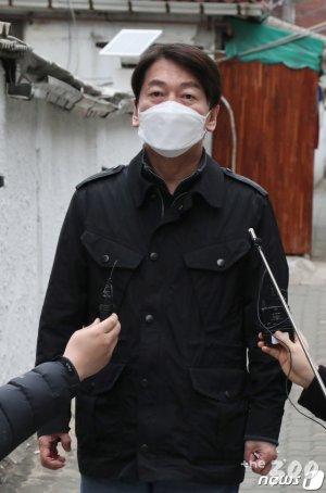 금태섭 이긴 안철수, 국민의힘과 준결승전에 '속도' 강조