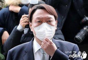 재보선 한달 '윤석열 블랙홀' 악재 맞은 與 '격분'