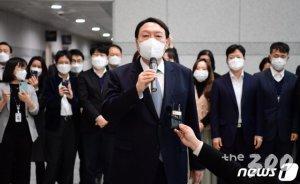 """""""프로의 향기가 느껴진다""""…윤석열, 누구와 손잡나"""