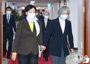 고민정·이수진·강경화까지…'첫 여성 서울시장' 앞세우는 박영선