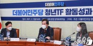 """이낙연 """"LH 투기 의혹 차명거래 수사 필요""""…강제수사 공감대"""