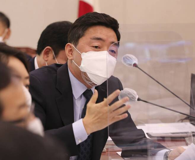 강훈식, 실리콘밸리식 '복합금융 제도' 법안 발의