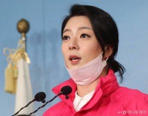 """배현진, 김종인 돌려까기…""""아들뻘 安에 설마 분노표출 하겠나"""""""