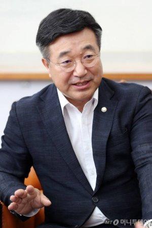"""'대선 승리' 구원등판 윤호중…""""말로하는 쇄신 아닌 '혁신' 한다"""""""