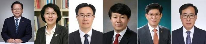 '非文' 총리·靑수석, 장관은 전문가…'통합·안정'에 방점
