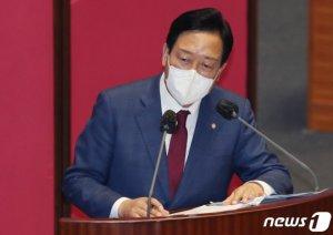"""김선교, 후쿠시마 오염수 대응 """"日정부보다 더 日 두둔"""""""