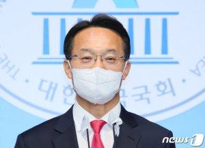 """조해진, 국민의힘 당대표 출마…""""정권교체 위해 완전연소"""""""