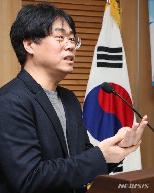 """김경률, '김부겸 사위 펀드'""""특혜적 구성 부인할 수 없다"""" 주장"""