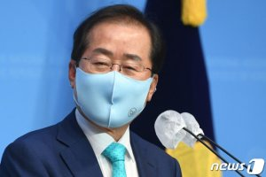홍준표 복당 어쩌나…장기화 땐 당내 리스크 부각 불가피