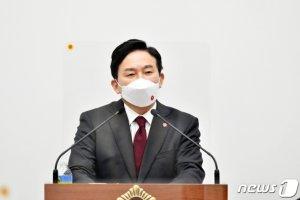 """원희룡 """"文정권, 친박과 똑같은 길… '고립·몰락' 자초"""""""