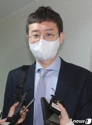 """김웅, 당 대표 출마 선언 """"불가역적 변화 이끄는 기관차 될 것"""""""
