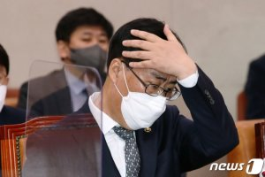 """국민의힘 """"박준영 사퇴 사필귀정… 나머지 후보도 결단해야"""""""
