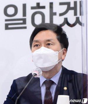 """김기현, 與 국가교육위 강행에 """"문재인식 좌파교육 의도"""""""