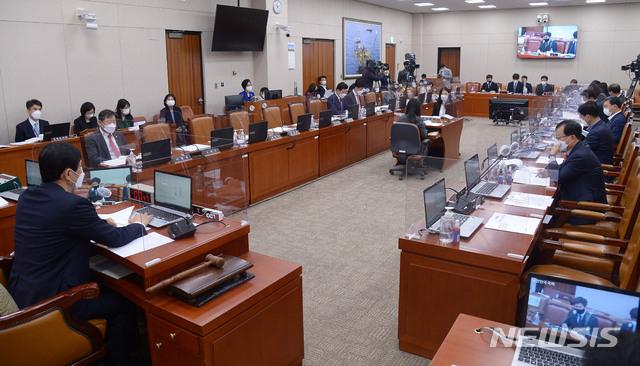 국회 산자위, '손실보상법' 입법청문회 25일 개최