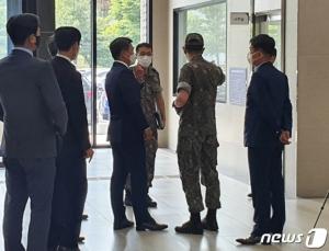 서욱, 文 대통령과 추모 뒤 간부 소집…'軍 책임의식' 강조