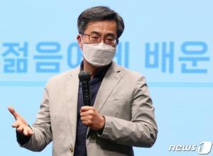 [단독]책 출간 늦춘 김동연...밥퍼 봉사로 대권 시동