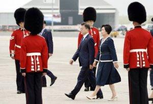"G7에 2년연속 초청된 文대통령 ""韓, 선진국 반열 올랐다"""
