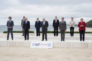 """G7, '제2 코로나19' 막는다…""""백신 100일내 개발"""" 선언"""